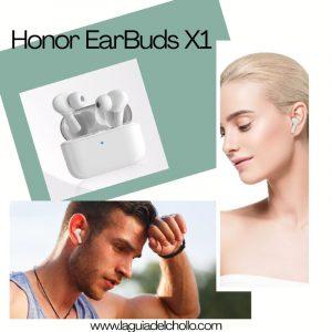 Comprar Auriculares Honor Earbuds X1 con el mejor precio