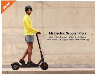 Filtraciones del Xiaomi M365 Pro 2.
