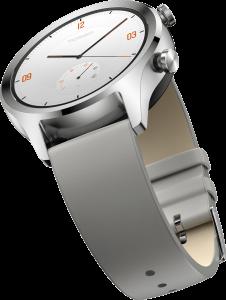 Wear OS en el reloj inteligente de Mobvoi 2020