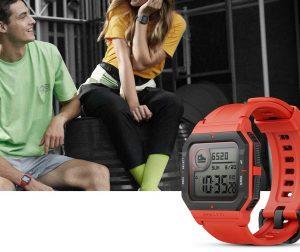 Retro y deportivo, el Neo de Amazfit es uno de los smartwatch mas originales y económicos del año