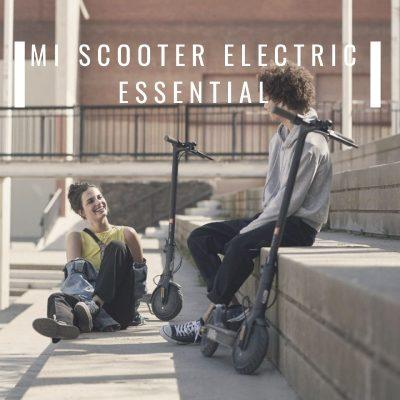 La compra inteligente en patinetes, El Xiaomi Mi Electric Scooter Essential