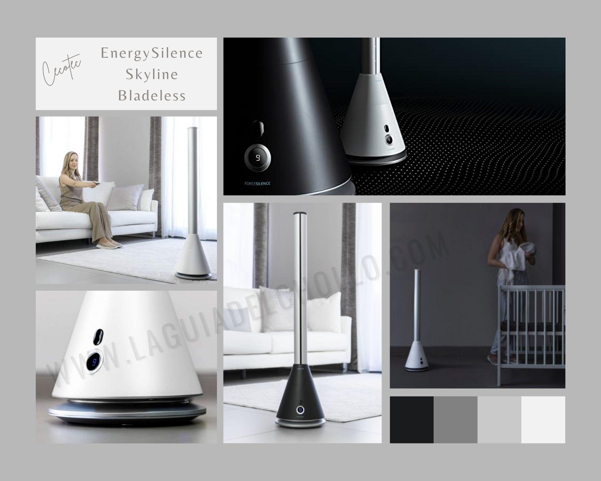 Cecotec EnergySilence 9900 Skyline Bladeless. Ofertas, Descuentos, Cupones y Rebajas para comprarlo con el Mejor Precio Online