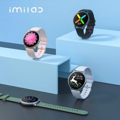 El Imilab KW66 puede comprarse en varios colores, todos igual de baratos desde el black hasta el pink