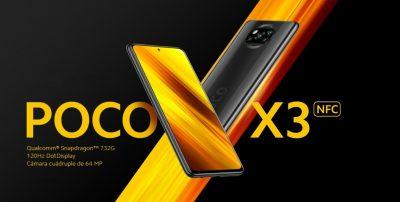 El Líder en Calidad-Precio estrena nuevo teléfono barato el Poxo X3