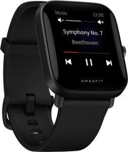 Controla de Música desde el Amazfit Bip U. Compralo más barato con las ofertas que te dejamos actualizadas