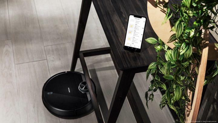 Conectividad WiFi, control mediante APP, Mapa Virtual, el Conga 3790 es un referente en conectividad