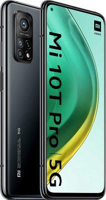 Xiaomi Mi 10T Pro 5G el Tope de Gama Barato ahora se puede comprar en Oferta