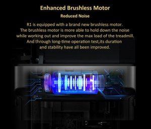 Motor brushless muy silencioso