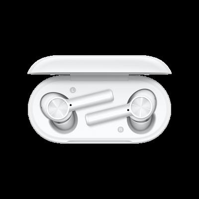 Estuche ligero, con 20 h de autonomía y carga rápida. Diferencial en unos Auriculares TWS Baratos como estos OnePlus Buds Z