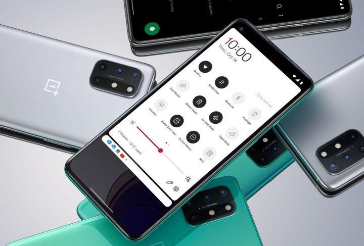 Dos colores para el One Plus 8T, tanto en verde como en gris serán de los teléfonos más vendidos en las tiendas online durante el black friday y el 11 del 11.