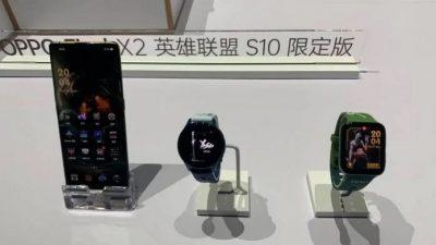 La Nueva familia de Oppo se completa con un Smartwatch redondo, el Oppo Watch RX espíritu joven y diseño PRO