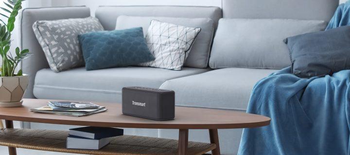 Tronsmart Mega Pro, Bajos Potentes, volumen alto, gran batería y un precio muy bajo
