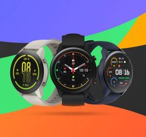 Xiaomi mi watch color Global