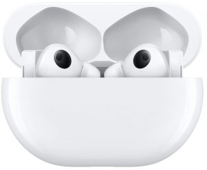 Si comparamos los Huawei Freebuds Pro Blancos Vs Airpods Pro, cuesta encontrar las diferencias, pero estos son mucho más baratos