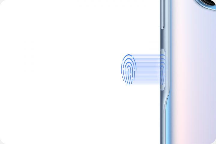 K40 Sensor de Huellas lateral