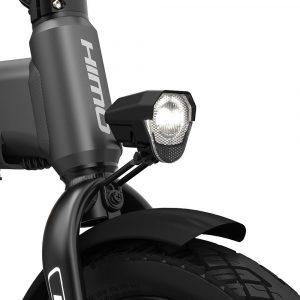 Especificaciones Técnicas de bici plegable Z16