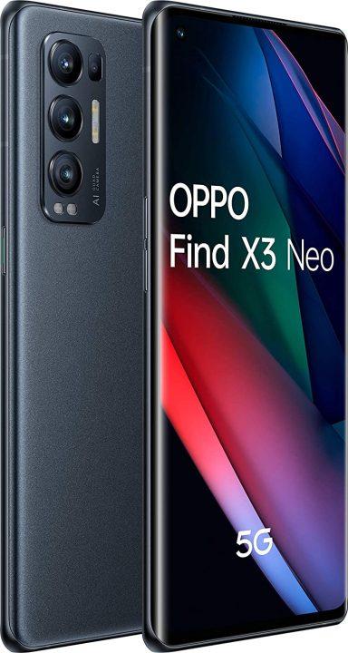Compra Ya el Oppo Find X3 Neo con el Mejor Precio Online antes del Black Friday
