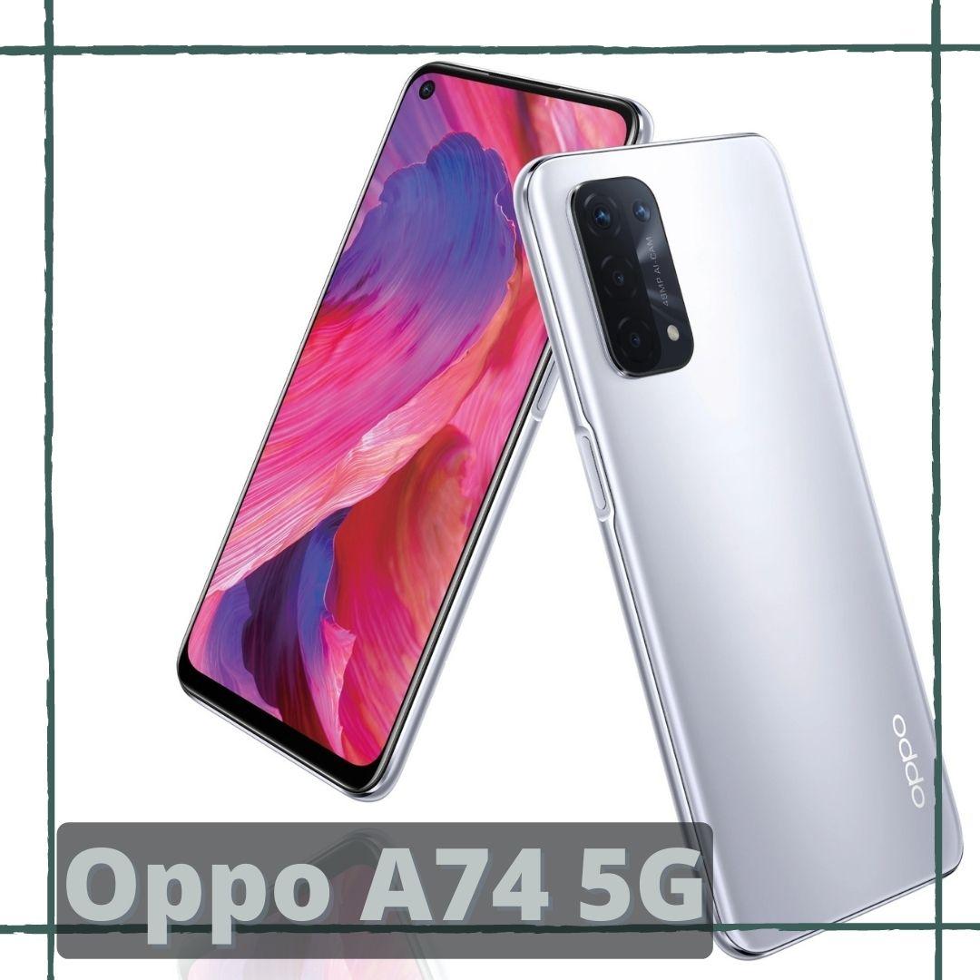 Compra el Oppo A74 5G con el Mejor Precio Online