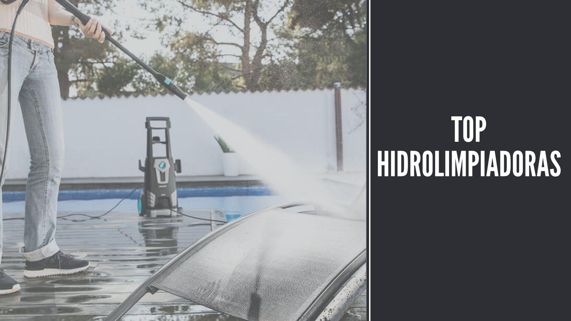 Top Mejores Hidrolimpiadoras