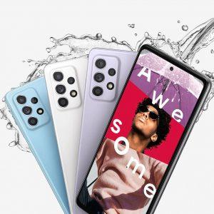 Compra El Samsung A52 4G más barato que en el Black Friday