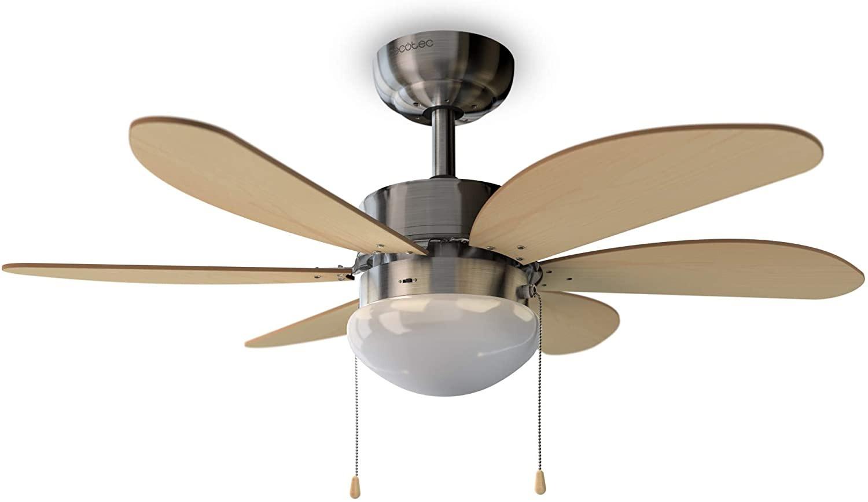 ENERGYSILENCE AERO 350 el mas barato del ranking de los mejores ventiladores de techo