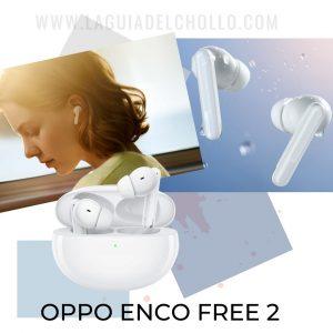Compra Ya los Oppo Enco Free 2 con el Mejor Precio Online antes del Black Friday