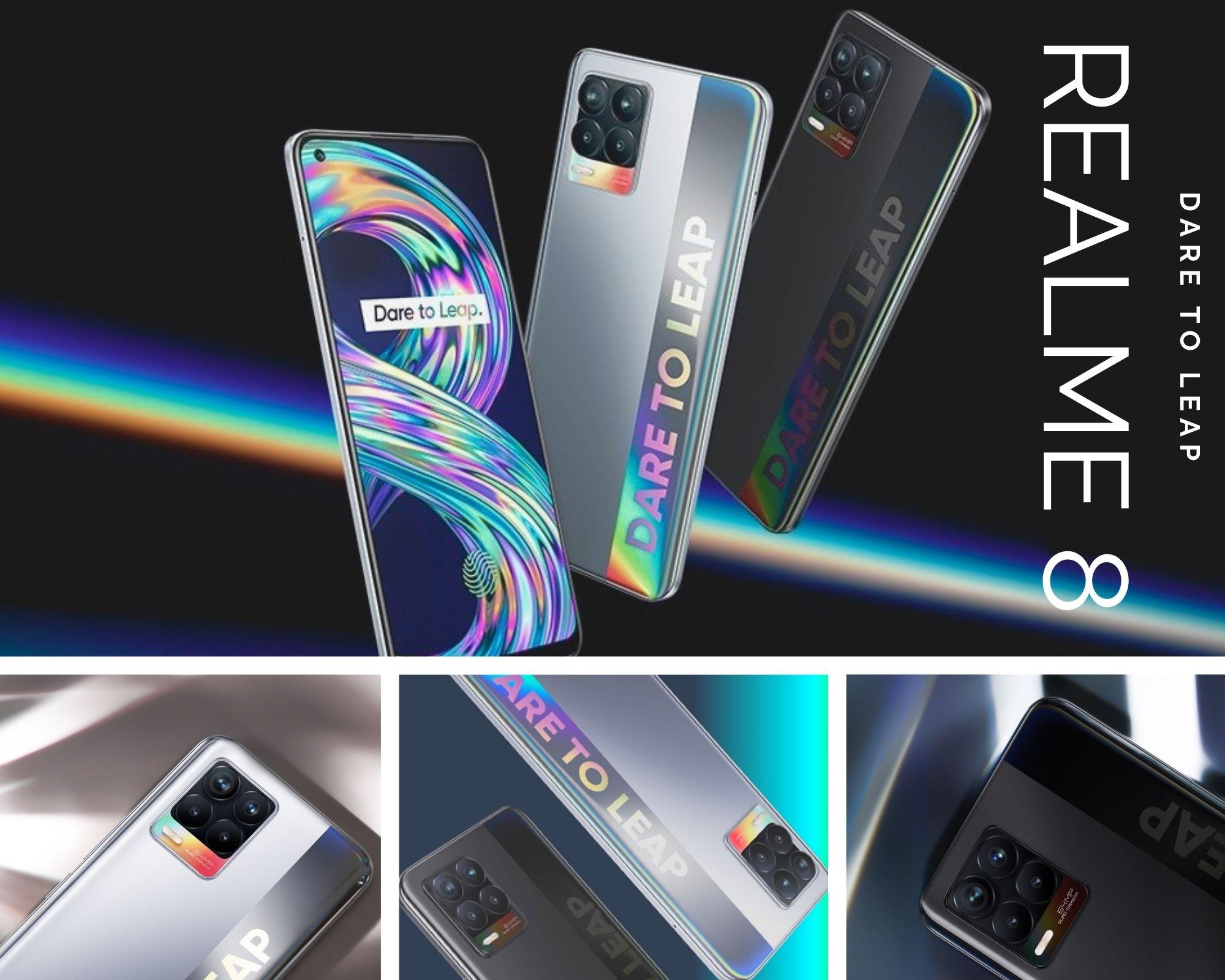 RealMe 8: Descuentos, Cupones, Rebajas y Promociones para comprar el RealMe 8 más barato