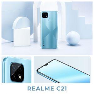 Compra el RealMe C21 con el Mejor Precio Online antes del Black Friday