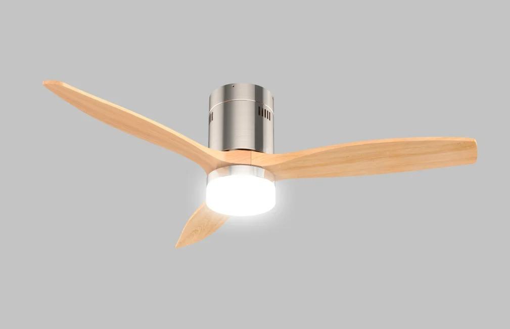 Ventilador de Techo Create Ikohs WindCalm DC Stylance Nickel al mejor precio