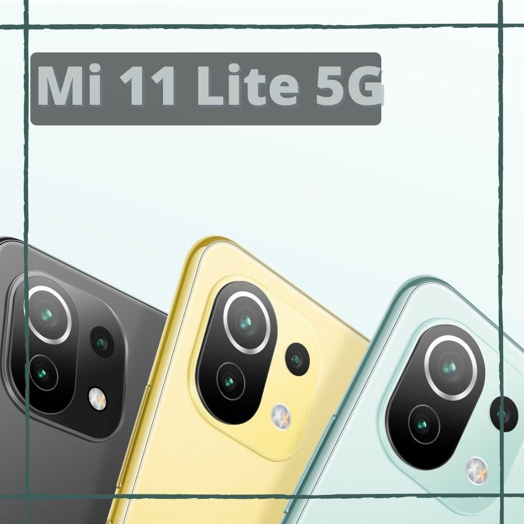 Mi 11 Lite 5G: compralo con el Mejor Precio Online antes del black friday