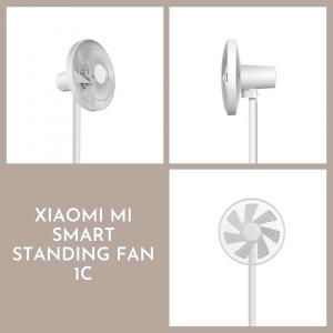 Compra YA el Ventilador Xiaomi Mi Smart Standing Fan 1C con el mejor precio Online desde España