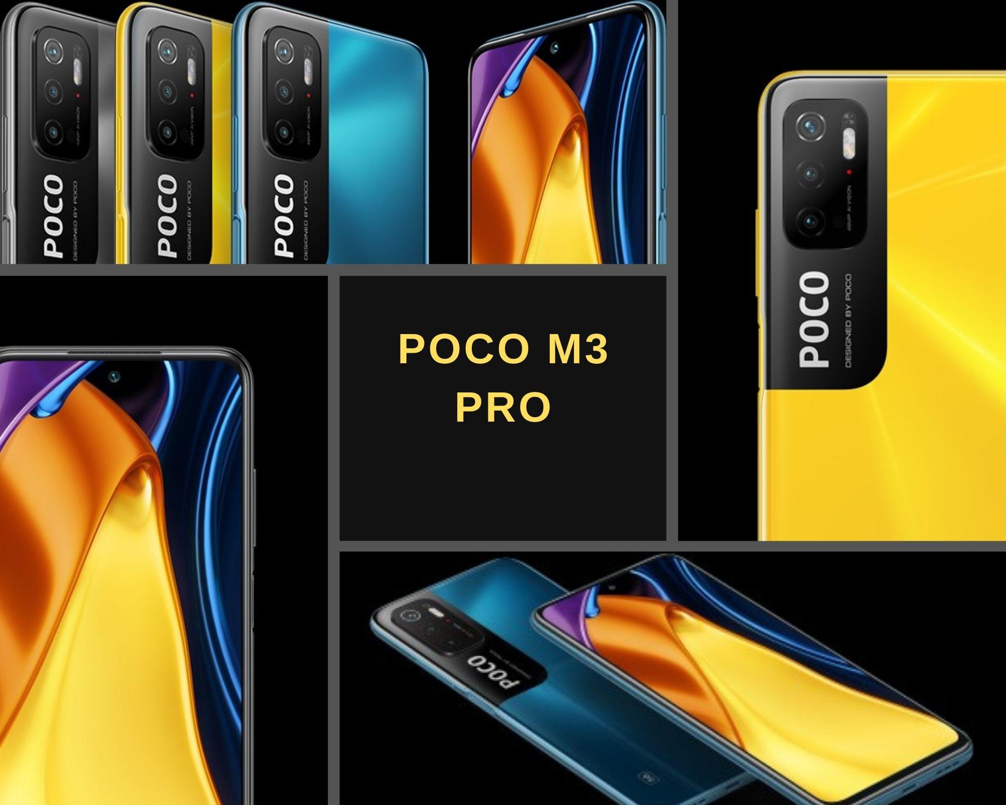 Xiaomi Poco M3 Pro 5G. Ofertas, Descuentos, Cupones y Promociones para adquirirlo Aún más barato