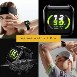 Precio de Chollo para el RealMe Watch 2 Pro. Compralo Ahora mas barato