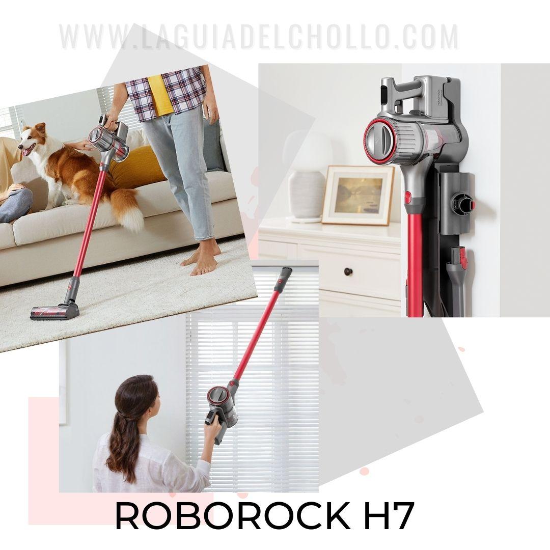Ya puedes comprar el Aspirador Roborock H7 con el Mejor Precio Online