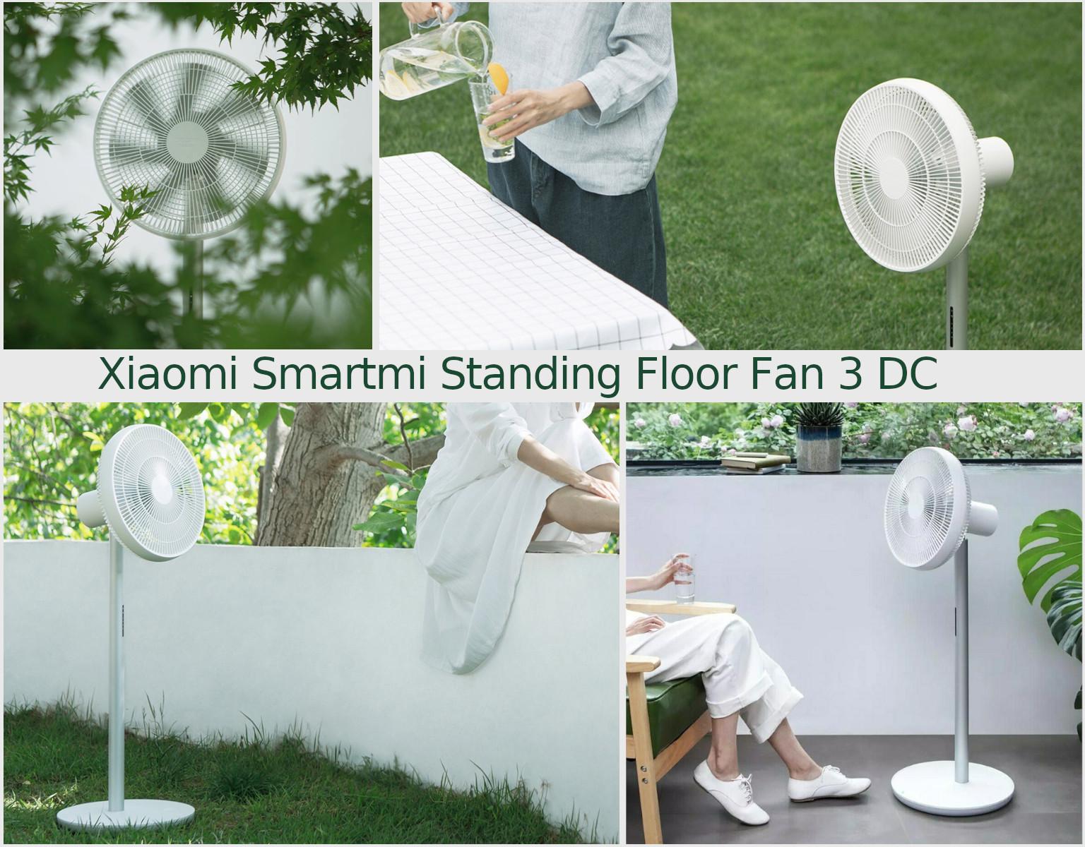 donde comprar el ventilador Xiaomi Smartmi Standing Floor Fan 3 DC