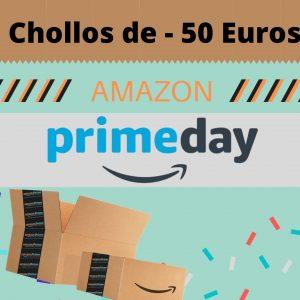 Mejores Chollos del Amazon Prime Day por Menos de 50 Euros
