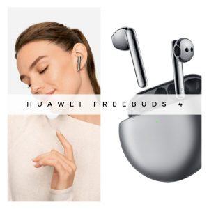COMPRA YA los Huawei Freebuds 4 con el Mejor Precio Online antes del Black Friday en España