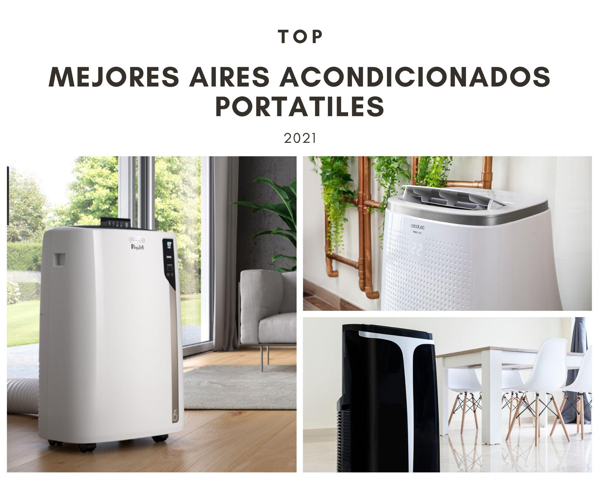 Mejores Aires Acondicionados Portatiles