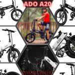 ADO A20 Bike