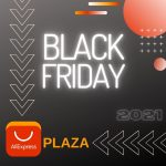 Black Friday 2021 de Aliexpress PLAZA