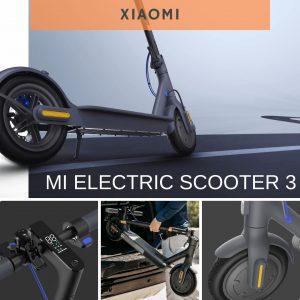 Compra El Xiaomi Mi Electric Scooter 3 con el Mejor Precio Online antes del Black Friday