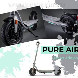 Compra el Patinete Pure Air Kimoa Edition con el Mejor Precio Online