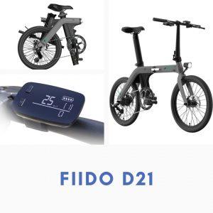 Fiido D21 Comprala al mejor precio online antes del black friday