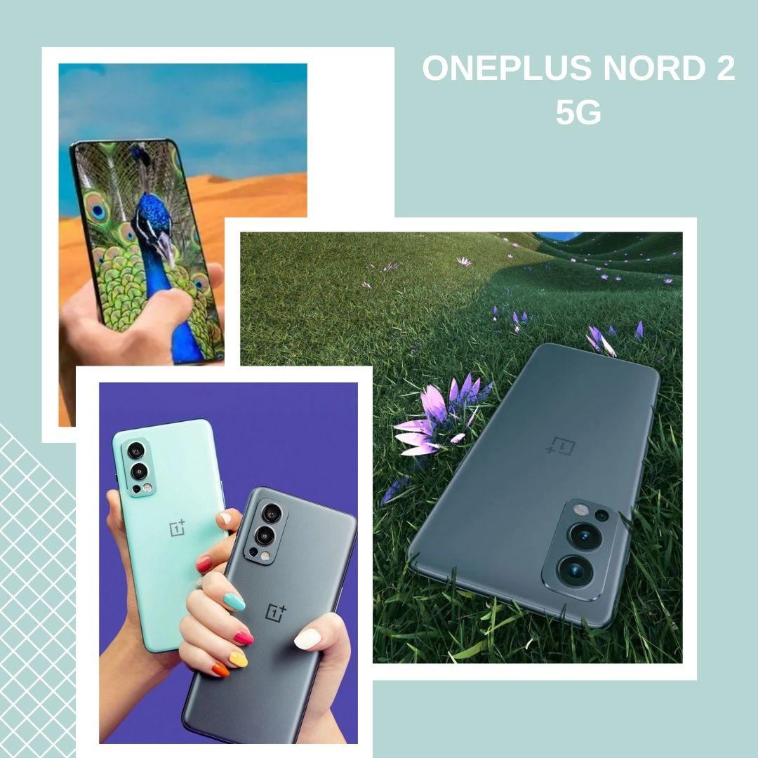 Compra Ya el OnePlus Nord 5G con el mejor precio online antes del Black Friday