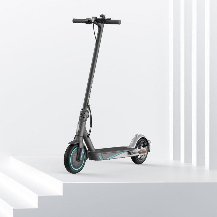 Ver Mi electric Scooter Pro 2 Mercedes