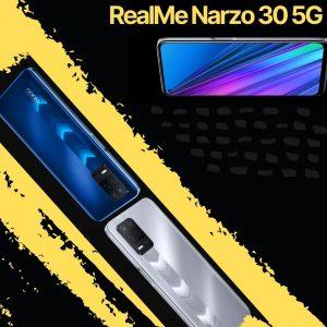 REALME NARZO 30 5G COMPRALO YA CON EL MEJOR PRECIO EL 5G A PRECIO DE CHOLLO ANTES DEL BLACK FRIDAY