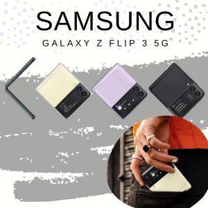 Ya puedes comprar el Samsung Z Flip 3 5G con el Mejor Precio Online antes del Black Friday