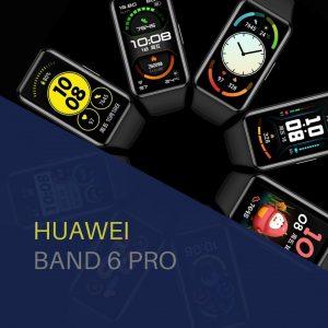 Huawei Band 6 Pro te decimos donde comprarla más barata