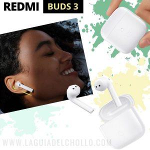 Te decimos donde comprar los redmi buds 3 con el mejor precio online antes del black friday