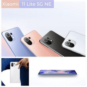Compra el Xiaomi 11 lite 5G NE con el mejor precio online